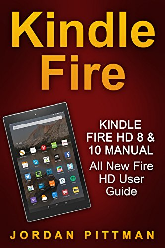 Kindle Fire Hd 8 10 Manual All New Fire Hd User Guide Kindle