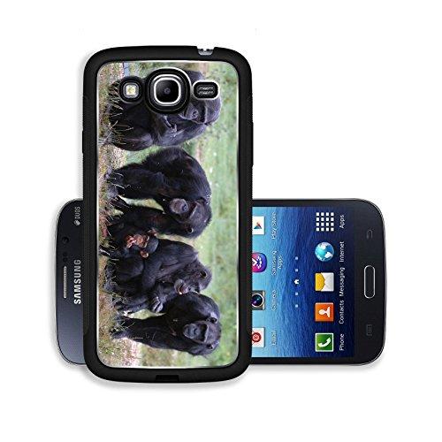 Luxlady Premium Samsung Galaxy Mega 5.8 Aluminium Snap Case When Monkey s Go Bad IMAGE ID 221188