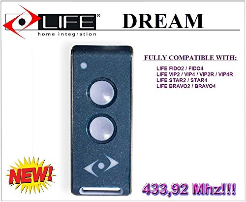life-dream-3-canales-mandos-a-destancia-43392mhz-rolling-code-la-nueva-version-del-mando-a-distancia