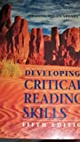img - for Developing Critical Reading Skills by Deanne Milan Spears (1998-08-21) book / textbook / text book