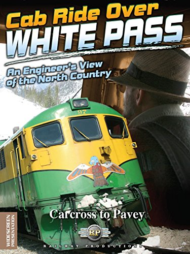 Cab Ride Over White Pass-Carcross to Pavey