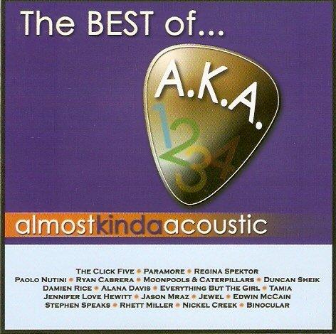 Nickel Creek - Almost Kinda Acoustic (Volume 1) - Zortam Music
