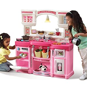 Step 2 Rise and Shine Kitchen - Pink at Sears.com