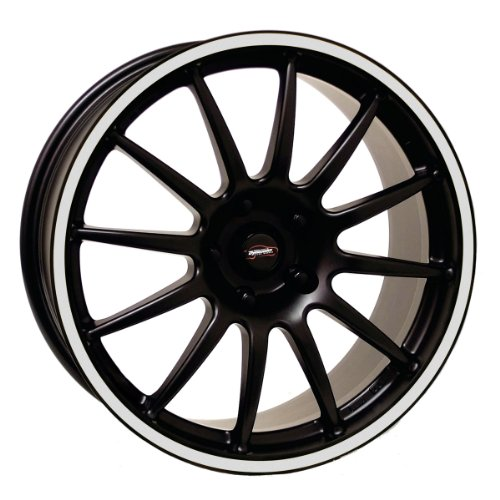 20-23 Inch Wheel Rim Tape Stripes - Stripe Width Size 4: 1/2 inch or 12.5mm - Color Reflective White (White 20 Inch Rims compare prices)