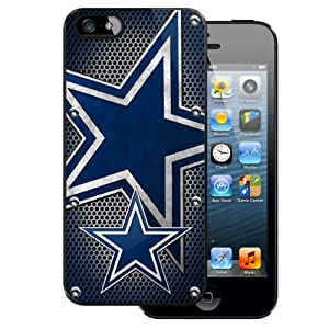 Team ProMark PC5NF09 Licensed NFL Protector Case for Apple iPhone 5 - Dallas Cowboys - 1 Pack - Retail Packaging - Multi