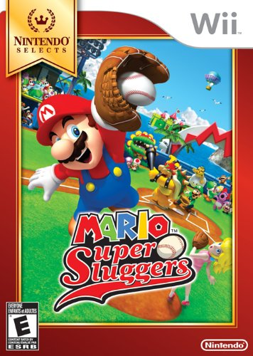 Mario Super Sluggers (Nintendo Selects)