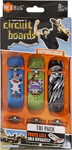 "Tony Hawk Circuit Boards Tri Pack (""NOT"" Randomly Picked) - Set 1"