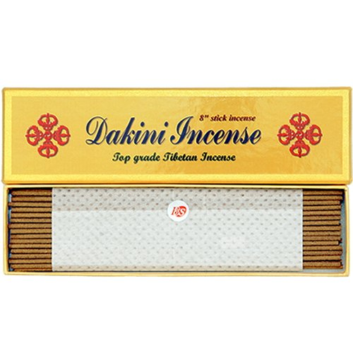 Dakini Incense -8 Stick Incense-100% Natural-K007S energy saving electronic incense incense censer ceramic electric thermostat burning incense incense powder sawdust