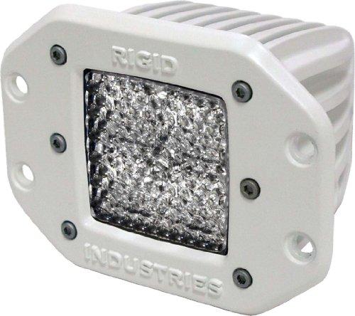 Rigid Industries 61151 M-Series 60° Dually Lens Flush Mount
