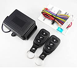 CamRom®Universal Car Remote Central Kit Keyless Entry System with Remote Controllers 8113 CA1010