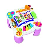 LeapFrog Learn & Groove Musical Table (Pink)by LeapFrog