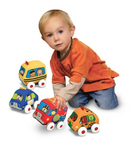Melissa-Doug-Learning-Toy-Ks-Kids-Pull-Back-Vehicle-Playset-Toy-for-Kids