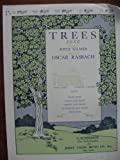 Trees Song (Vocal Duet 2 Pianos)