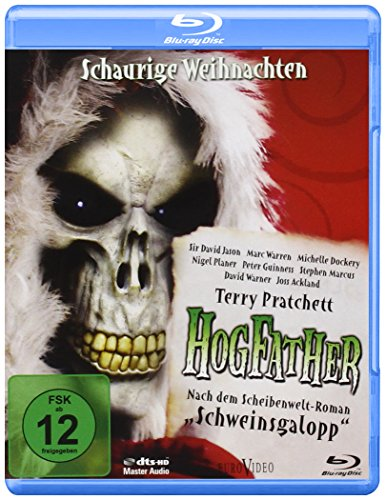 Hogfather [Blu-ray]