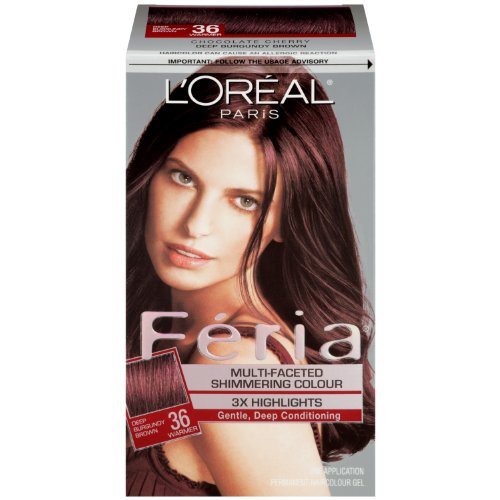 Hair color remover ion