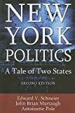 img - for New York Politics: A Tale of Two States book / textbook / text book