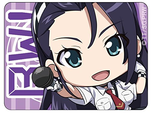 RAIL WARS! ぴたっとモバイルクリーナー 鹿島 乃亜