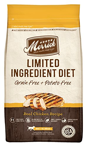 Merrick Limited Ingredient Diet Real Chicken Recipe