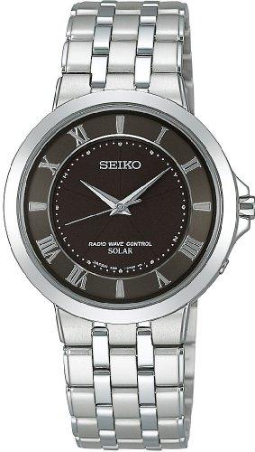 SEIKO (セイコー) 腕時計 DOLCE&EXCELINE ドルチェ&エクセリーヌ ソーラー電波時計 SADT003 メンズ
