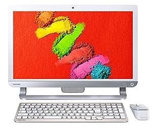 東芝 dynabook DZ41/TW 東芝Webオリジナルモデル (Windows 10 Home/Office Home and Business Premium プラス Office 365 サービス /21.5型/IPS液晶/celeron/リュクスホワイト) PDZ41TW-SWA