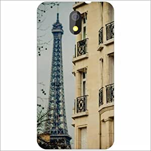 HTC Desire 326G Style - Silicon Phone Cover