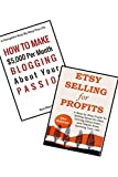 2 in 1 HOME BASED BUSINESS bundle #4: BLOGGING TO MAKE $5,000 PER MONTH $ MAKING MONEY VIA YOUR OWN ETSY STORE Reviews