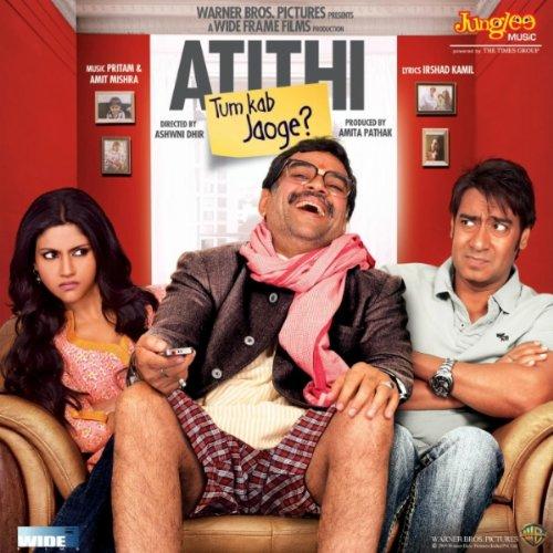 ATITHI TUM KAB JAOGE (2010) OST