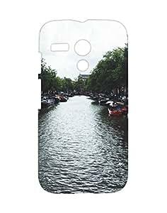 Mobifry Back case cover for Motorola Moto G X1032 Mobile ( Printed design)
