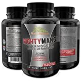 Top Rated Thermogenic Hypermetabolizer ★ powerful Potent Thermogenic Fat Burner ★ 100% Natural and Unique Formula With Proven Ingredients Used By Athletes ★ Known To Cut Fat, Boost Energy, Protect Muscle, and Increase Focus Instantly ★ 60 capsules ★ Made in the USA - Fully Guaranteed by MangaNaturals