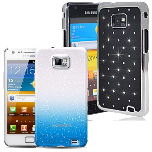 blue-raindrop-and-black-embedded-diamante-case-cover-set-for-samsung-galaxy-s2-i9100