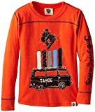 Wes & Willy Little Boys Snowboarder Long Sleeve
