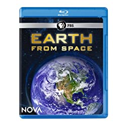 Nova: Earth From Space [Blu-ray]