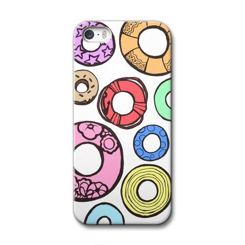 33design×collaborn iPhone5/5s専用スマートフォンケース UKIWA White02 BR-I5S-046