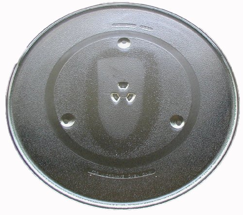 GE Microwave Glass Turntable Plate / Tray 16 1/2