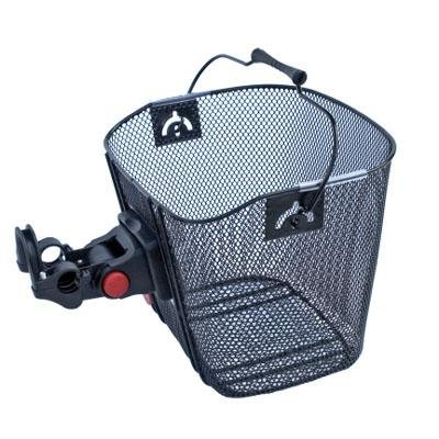 Swagman Retro Bicycle Basket and Delux Quick Release Clip - 90004