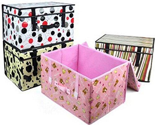 Spinning boîte de rangement boîte à gants étanches ne contenant Box vache E