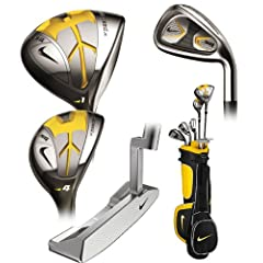 Nike Golf Junior SQ Sasquatch Machspeed Box Set, 2 by Nike Golf