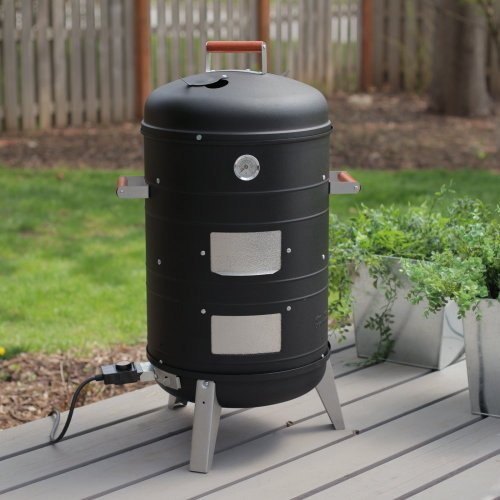 Meco Meco Deluxe Electric Water Smoker/Grill, 351