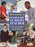 img - for Becoming a Secondary School Teacher book / textbook / text book