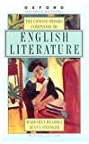 The Concise Oxford Companion to English Literature (Oxford Paperback Reference)