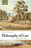 Philosophy of Law: Collected Essays Volume IV (Collected Essays (Oxford University Press))