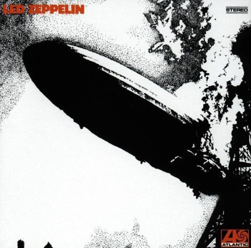 Original album cover of Led Zeppelin 1 Original recording remastered Edition by Led Zeppelin (1994) Audio CD by Led Zeppelin