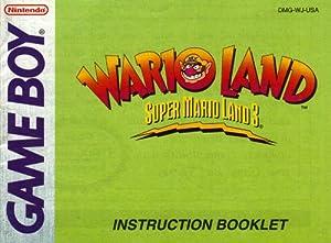 super mario galaxy 2 instruction booklet