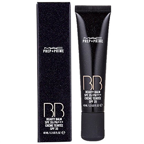 MAC M.A.C Prep + Prime BB Beauty Balm Creme Teintee Light Plus SPF 35 40ml NIB by M.A.C