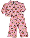 Paul Frank - Infant and Toddler and Big Girls Long Sleeve Monkey Pajamas (Various Colors and Styles)