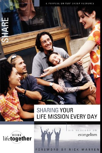Sharing Your Life Mission Every Day310246776 : image