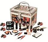 SHANY Carry All Trunk Professional Makeup Kit - Eyeshadow,Pedicure,manicure - Gift Set