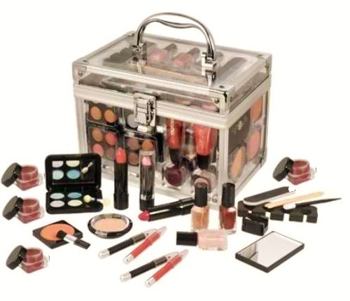 SHANY Carry All Trunk Professional Makeup Kit - Eyeshadow ...