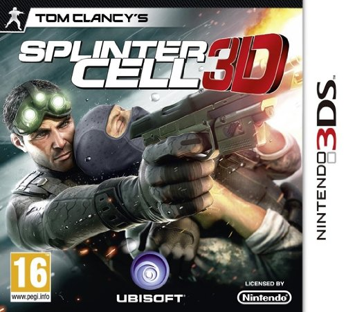Tom Clancy's Splinter Cell 3D (Nintendo 3DS)
