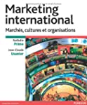 Marketing international management